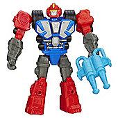 Transformers Hero Mashers Figure Autobot Heatwave