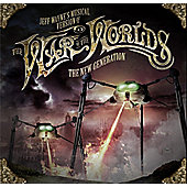 The War Of The Worlds - The New Generation (2Cd)