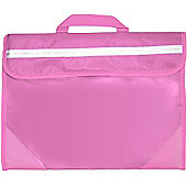 Pink Sheet Music Bag - School Book Bag
