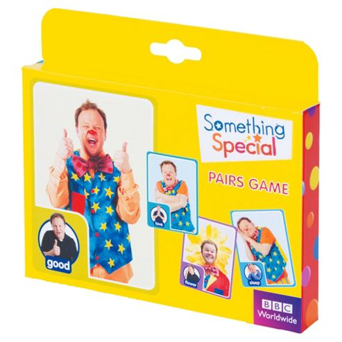 Something Special Mr Tumble Pick 'n' Match Pairs