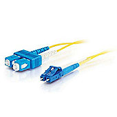Cables to Go 5m LC/SC Fibre Patch Cable