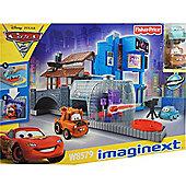 Fisher Price Imaginext Disney Pixar Cars 2 Playset