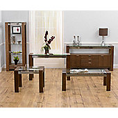 Mark Harris Furniture Roma Sideboard - Walnut
