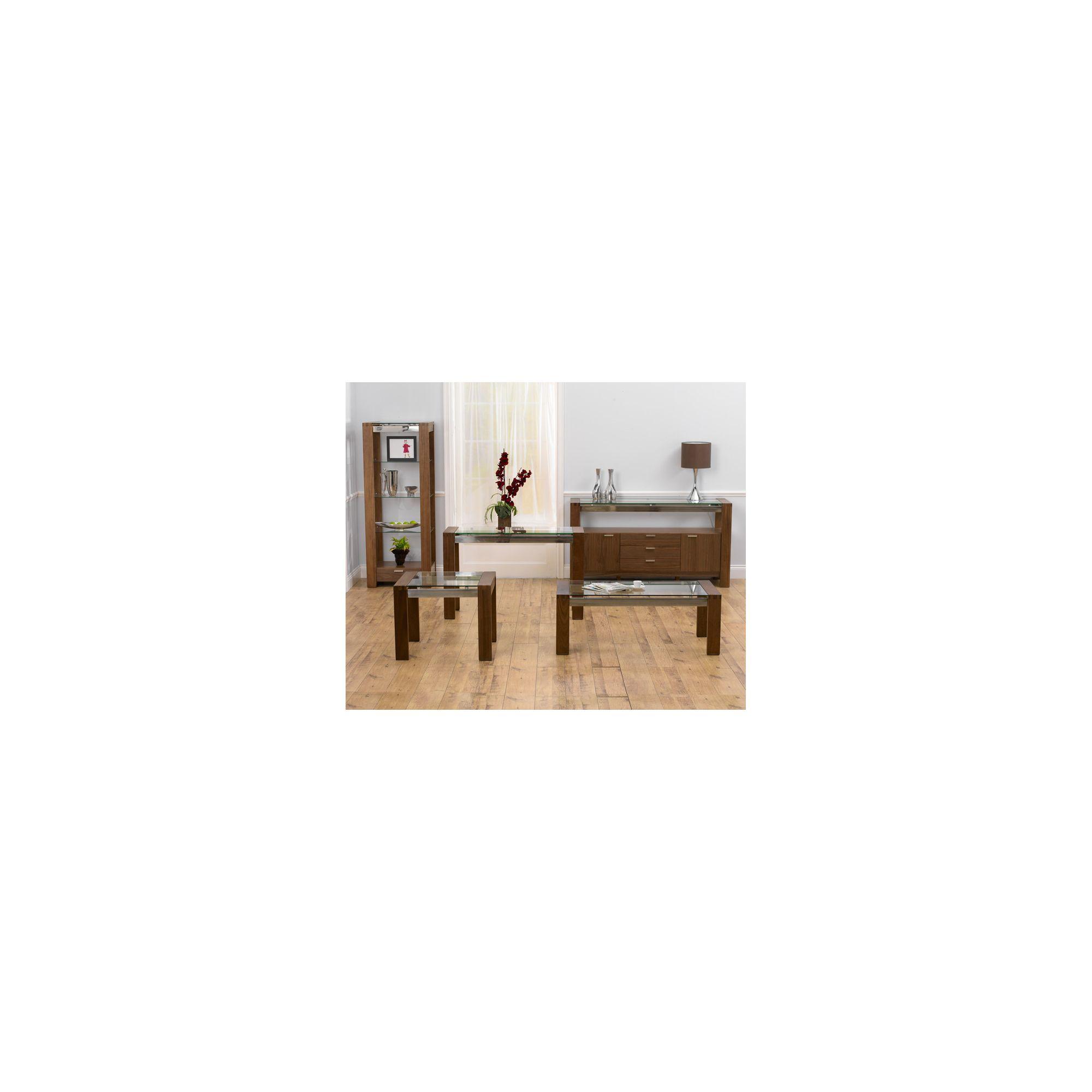 Mark Harris Furniture Roma Sideboard - Walnut at Tesco Direct