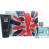 Dunhill London Gift Set 100ml EDT + 150ml Aftershave Balm For Men