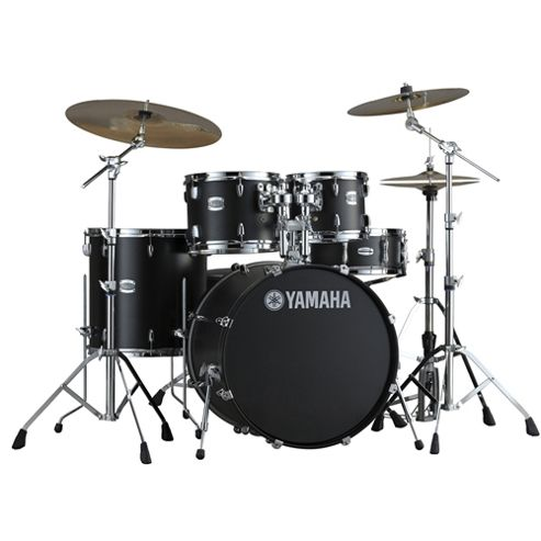 Yamaha Stage Custom Birch Drum Kit - Raven Black