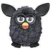 Furby Interactive Soft Toy Black