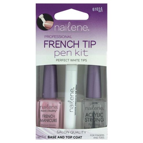 Nailene French Manicure Pen Kit - Sassy Pink 61014