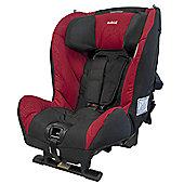 Axkid Minikid Childs Car Seat Group 1/2 - Red/Tetris
