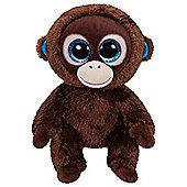 TY Beanie Boo Plush - Olga the Monkey 15cm