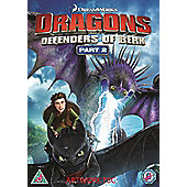 Dragons: Defenders Of Berk - Part 2 [DVD]