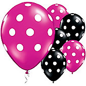 11' Big Polka Dots (25pk)