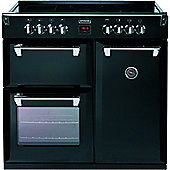 Stoves Richmond 900E Range Cooker (444447093) in Black