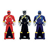 Power Rangers Super Megaforce Ranger Key Set - Wild Force