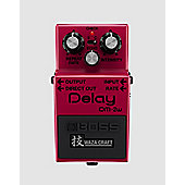 Boss DM-2W Waza Craft Analog Delay Compact Effects Pedal