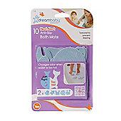 Dreambaby Heat Alert Anti-Slip Bath Mats