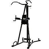 Everlast VKR Pull & Dip Power Tower & Punch Bag Station