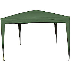 Airwave Pop Up Gazebo Canopy 3x3m in Green (no Sides)