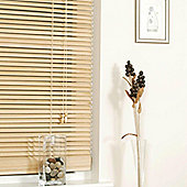 Wood Slat Venetian Blind