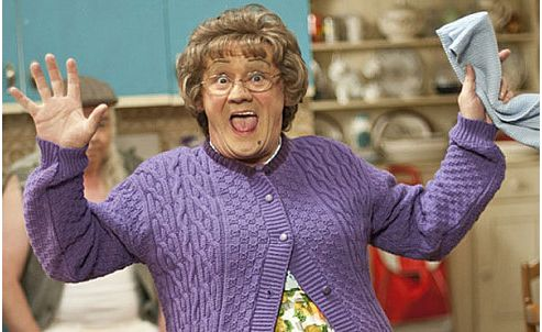 Mrs Brown's Boys - Series 2 (Blu-ray Boxset)