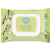 Tesco Loves Toddler Sticky Fingers, Messy Faces 30 Wipes