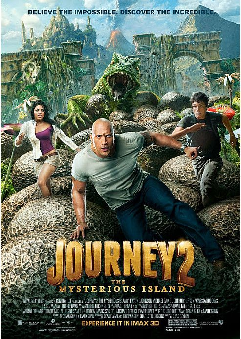 Journey 2 - The Mysterious Island (DVD)