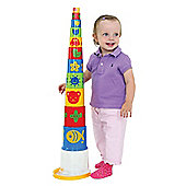Gowi Toys 453-11 Giant Pyramid Stacker