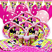 Minnie Mouse Party Pack For 16