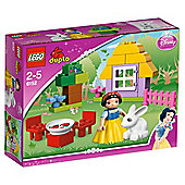 LEGO Duplo Disney Princess Snow White's Cottage 6152