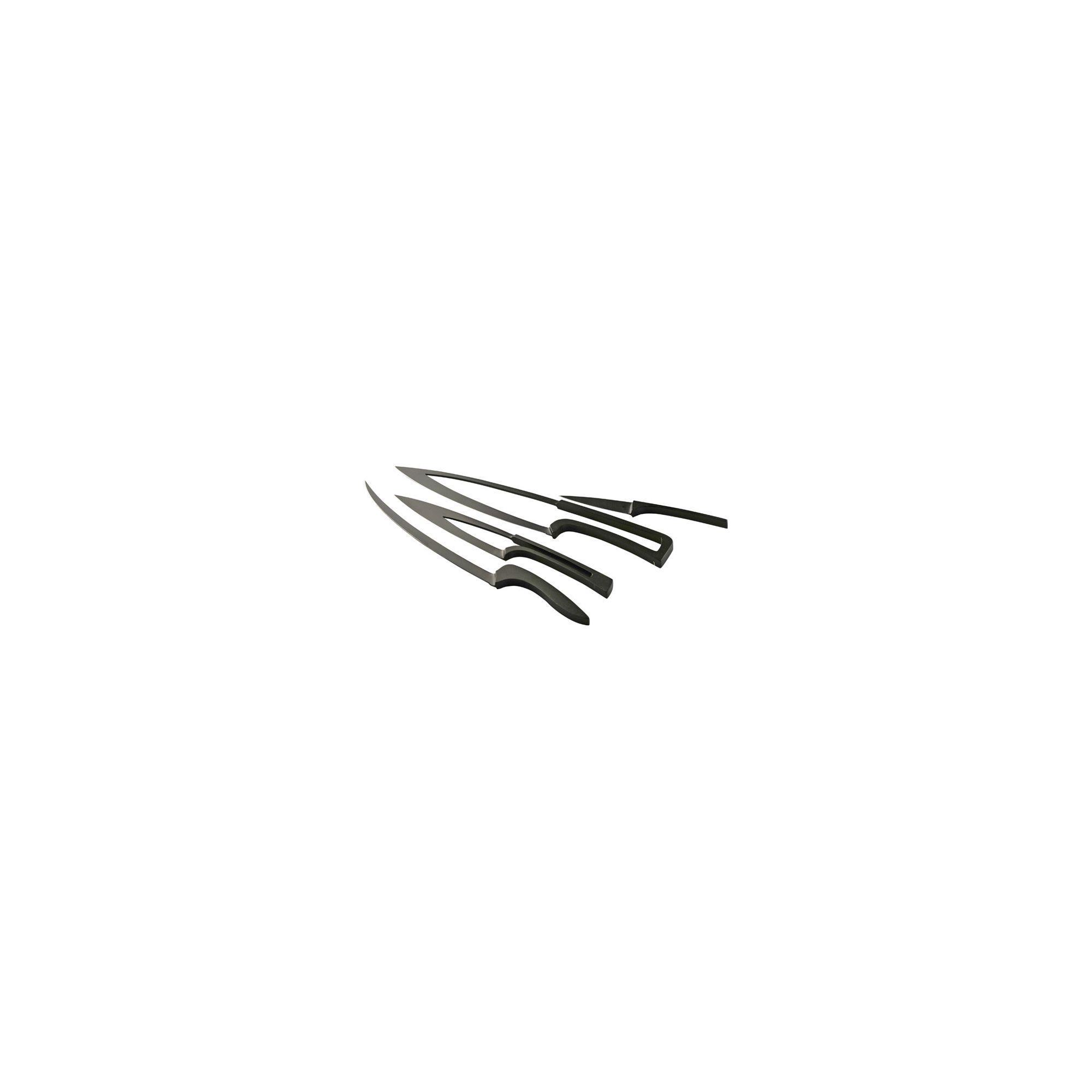 Déglon Meeting Knives 4 Piece Non-Stick Knife Set at Tesco Direct