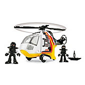 Imaginext Helicopter Rescue Playset