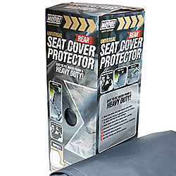 Universal Nylon Protective Car Rear Seat Cover