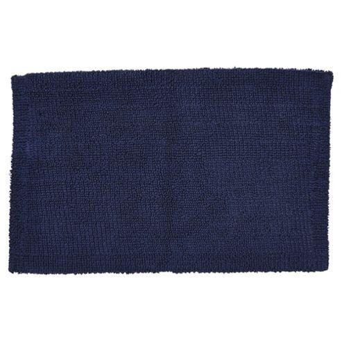 buy hygro cotton black reversible bath mat from our bath. Black Bedroom Furniture Sets. Home Design Ideas