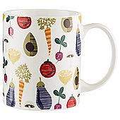 Tesco Multi Vegetable Mug, Single