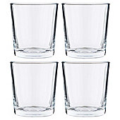 Tesco Basics Mixer Glass, 4 Pack