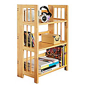 Premier Housewares Three Tier Stackable Folding Shelf Unit