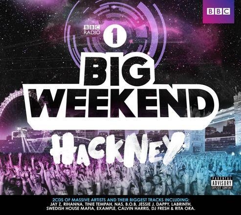 Bbc Radio 1 Big Weekend Hackney