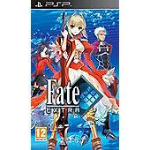 Fate Extra - PSP
