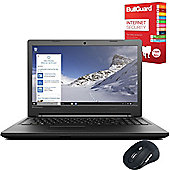"Lenovo B50-50 80S2000NUK 15.6"" Laptop With BullGuard Internet Security & Mouse"
