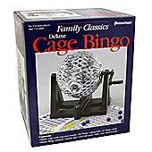 Pressman - Family Classic - Deluxe Cage Bingo