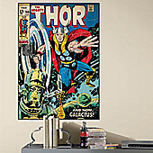 Comic Book Cover Thor Wall Stickers