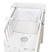 B Baby Bedding Lullaby Moon Crib Bale Size crib