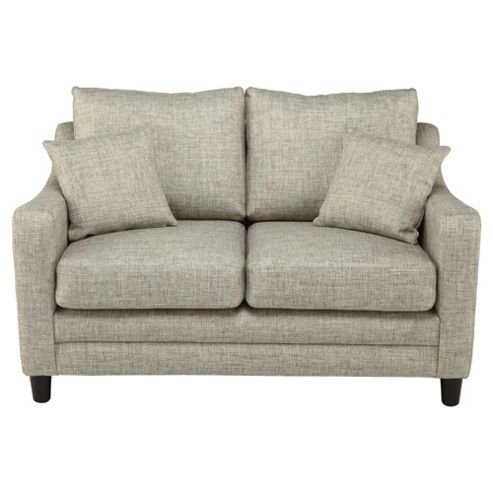Buckingham Fabric Small 2 seater Sofa , Biscuit