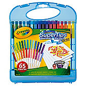 Crayola Supertips Travel Pack