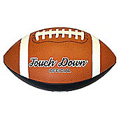 Midwest Touch Down Machine Sewn Official American Football Game Ball