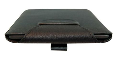 U-bop Formfit SlipSLEEVE Carry Case for Amazon Kindle 4 (Black)