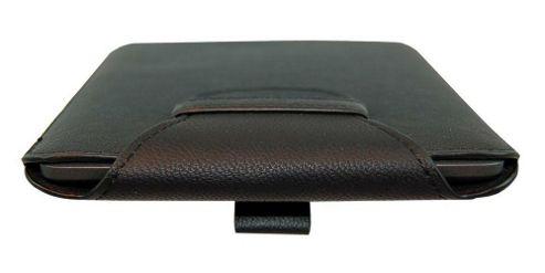 U-bop Formfit SlipSLEEVE Carry Case for Amazon Kindle 4 (Black)