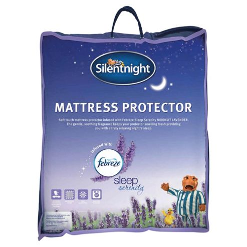 Silentnight Febreze Mattress Protector - Kingsize