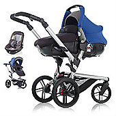 Jane Trider Extreme Matrix Light 2 Travel System (Azzure)