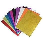 A4 Glitter Foam 10 Pack